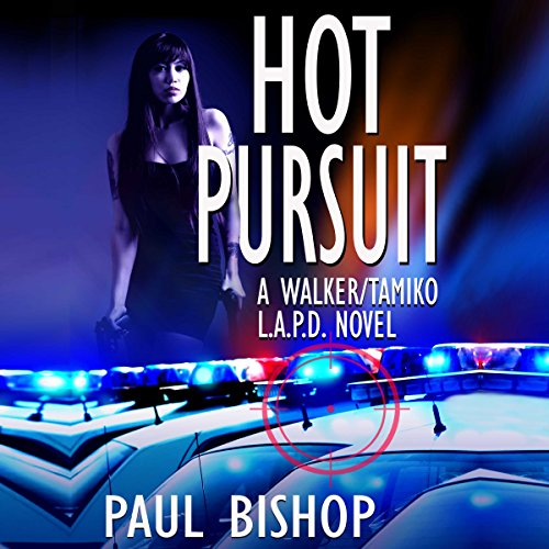 Hot Pursuit audiobook cover art