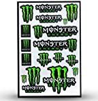 monster ステッカー