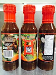 Delicious sauce is perfect complement to Steak, Shrimp, Chicken, Fish, Veggie, Salad Rice, Sushi, Pizza and more