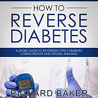 How to Reverse Diabetes audiobook cover art