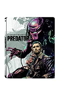 Predator [Édition Limitée SteelBook 4K Ultra HD + Blu-Ray] (B07DWF4YKB) | Amazon price tracker / tracking, Amazon price history charts, Amazon price watches, Amazon price drop alerts