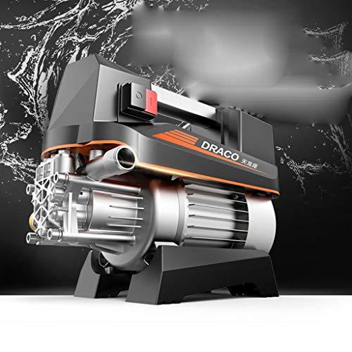 IMBM Kleine huishoudelijke apparaten met hoge druk voor autowasmachine 220 V zelfhelp borstel waterpomp auto water goed draagbare wasmachine