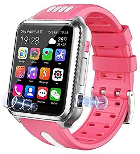 WHXJ 4G Smartwatch für Kinder, wasserdicht, mit SIM-Karte und TFKA
