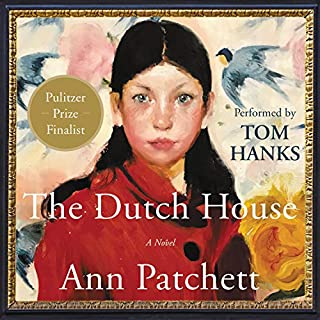 The Dutch House cover art