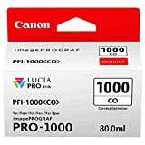 Canon PFI-1000 CO Cartucho de tinta original Chroma Optimizer para Impresora Fotográfica PRO-1000