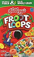 Froot Loops Cereal, 0.95-Ounce Individual Boxes (Pack of 70) by Froot Loops