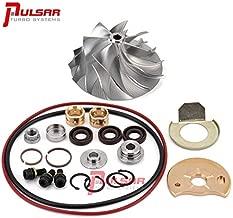 PULSAR 2007.5-2012 6.7L HE351VE Turbo Rebuild Kit Billet Compressor Wheel