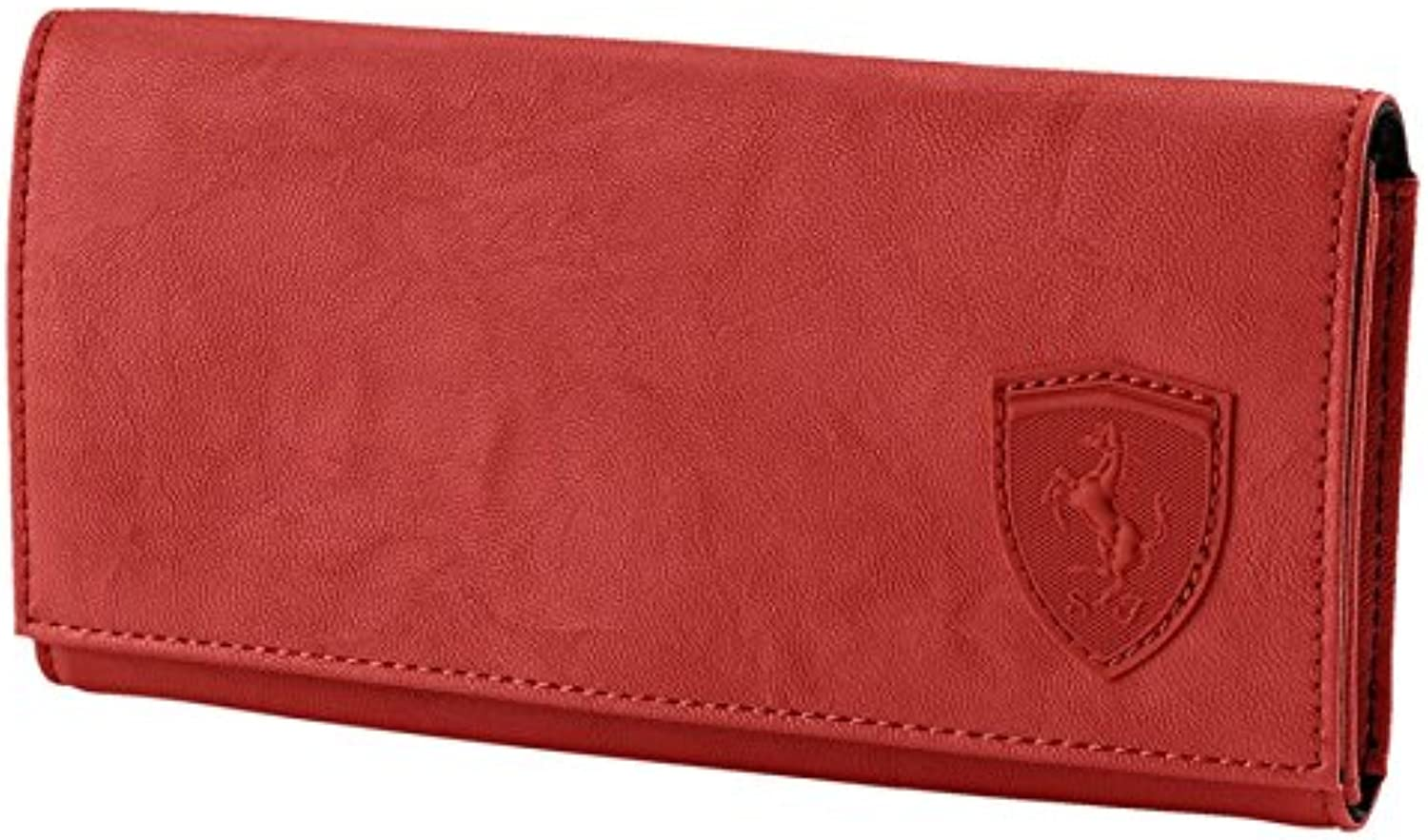 PUMA Ferrari Red Ladies Wallet