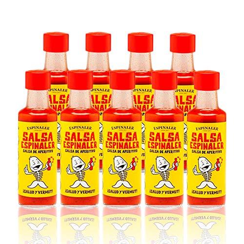 Salsa Espinaler - Pack 9 Botellines 9x92 ml.