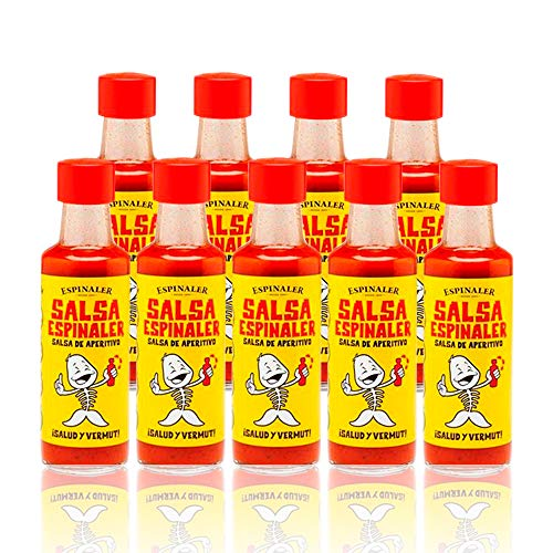 Salsa Espinaler - Pack 9 Botellines 9x92 ml.