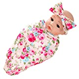 Muñeca de simulación para bebé 25CM,de Vinilo Impermeable, Linda muñeca de Vinilo de Pelo Rizado para bebé,Regalos de cumpleaños para niños y niñas