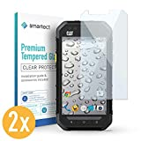 smartect Glass Screen Protector for Caterpillar Cat S30 [2