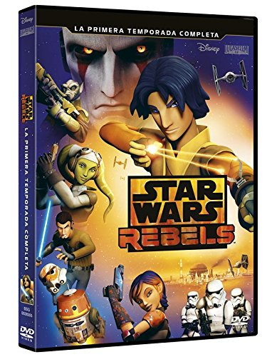 Star Wars Rebels - Temporada 1 [DVD]