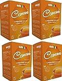 Manzanilla con Miel y Naranja 64 Cápsulas Compatibles Dolce Gusto Infusiones