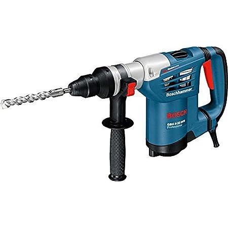Bosch Professional 0611332100 GBH 4-32DFR Martelli Perforatori, W, 230 V, Blu, 900 Watt