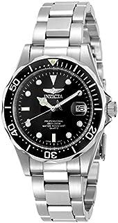 8932 Pro Diver Reloj Unisex acero inoxidable Cuarzo Esfera negro