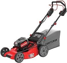 CRAFTSMAN V60 Cordless Lawn Mower, Self Propelled, 7.5-Ah (CMCMW270Z1)