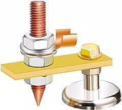 BRAVOSOLEIL Lassen Magneet Head Fix Aardingsklem Magnetic Welding Ondersteuning Single Sterke Magnetische Voor Elektrisch ...