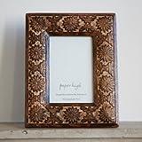 Asali cornice portafoto in legno di mango (Fits 17,8x 12,7cm foto)