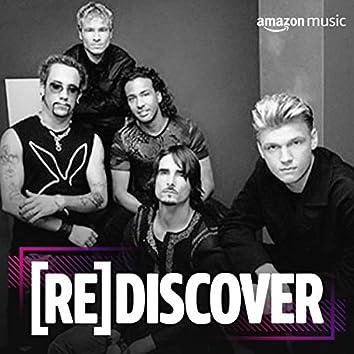 REDISCOVER Backstreet Boys