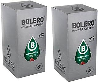 comprar comparacion Pack 24 Sobres Bolero Drinks Sabor sandía