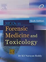 MCQs in Forensic Medicine and Toxicology by Reddy (2011-07-06)