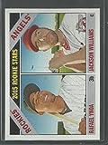 2015 Topps Heritage #306 Jackson Williams/Rafael Ynoa MLB Baseball Card (RC - Rookie Card) NM-MT. rookie card picture