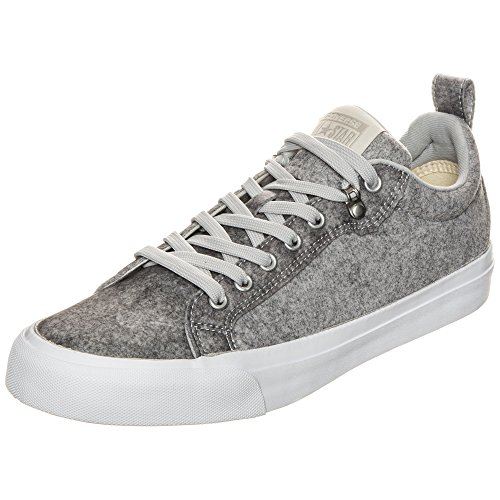 Converse Herren All Star Fulton OX Sneaker, Grau (grau grau), 41 EU