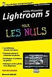 Lightroom 5 Poche Pour les Nuls