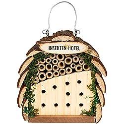 Gardigo Insektenhotel für Bienen & Marienkäfer