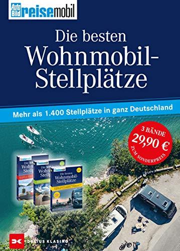 Die besten Wohnmobil-Stellplätze: Mehr als 1400 Stellplätze in ganz Deutschland: Mehr als 1400 Stellpltze in ganz Deutschland