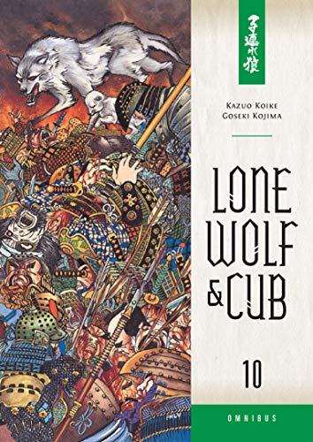Lone Wolf and Cub Omnibus Volume 10