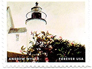 USA Postage Stamp Single 2017 Andrew Wyeth Painting Issue Forever (49 Cent) Scott #5212F