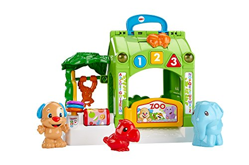 Mattel CGV83 Fisher-Price - Lernspaß Zoo