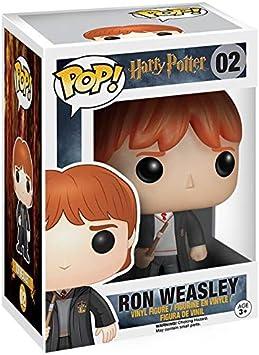 HARRY POTTER Ron Weasley 02 Unisex ¡Funko Pop! Standard ...