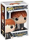 HARRY POTTER Ron Weasley 02 Unisex ¡Funko Pop! Standard, Vinilo,...