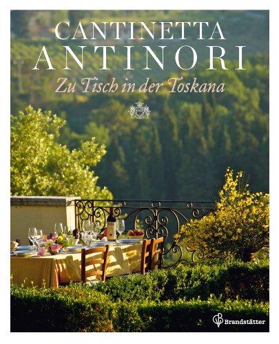 Cantinetta Antinori Zu Tisch in der Toskana