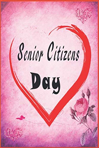 Senior Citizens Gift Day: Funny Gift Idea Perfect For Writing Down Notes,...