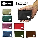 P01 プレイ 財布 コンパクト ウォレット PLAY WALLET A PL-BAG005A 8カラー展開 PLAY DESIGN プレイデザイン BROWN