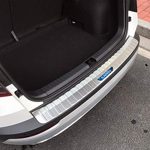 Plaque de seuil en acier inoxydable pour coffre intérieur/extérieur High Flying - Accessoire pour SKKR17