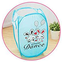 Clothes hamper Cartoon Sorting Basket Folding Clothes Storage Basket Laundry Basket Children Kids Toys Sundries Storage Or...