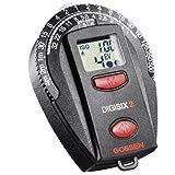 Gossen Digisix 2 - Fotómetro, Negro