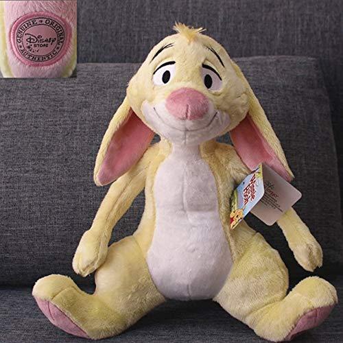 Ksydhwd Peluches Dibujos Animados Winnie The Pooh Conejo De Peluche Juguetes De Peluche De Conejo Kawaii Muñecos De Peluche Juguetes De Peluche Suaves Regalos para Niños Niñas