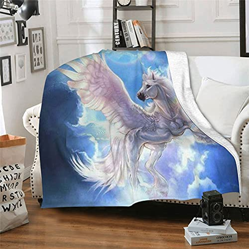 Colorful Unicorn Horse Chair Cushions, Car Cushions, Interior Decorations. Can Be Used In Any Room-Bedroom, Guest Room, Children's Room, Recreational Vehicle, Vacation