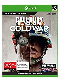 Call of Duty: Black Ops Cold War - Xbox Series X (B08GSP13X6) | Amazon price tracker / tracking, Amazon price history charts, Amazon price watches, Amazon price drop alerts