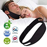 Best Snoring Aids - Anti Snoring Chin Strap,Adjustable Snoring Chin Strap Review