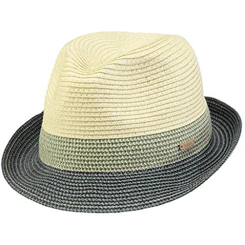Barts Unisex Patrol Hat Panamahut, Grau (Green 14), One Size