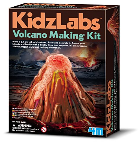 4M - Fun Science Kit per Realizzare Un Vulcano