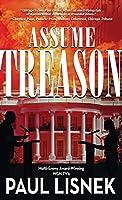 Assume Treason: A Matt Barlow Novel