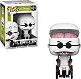Pop! Disney The Nightmare Before Christmas - Figura de Vinilo Dr. Finkelstein
